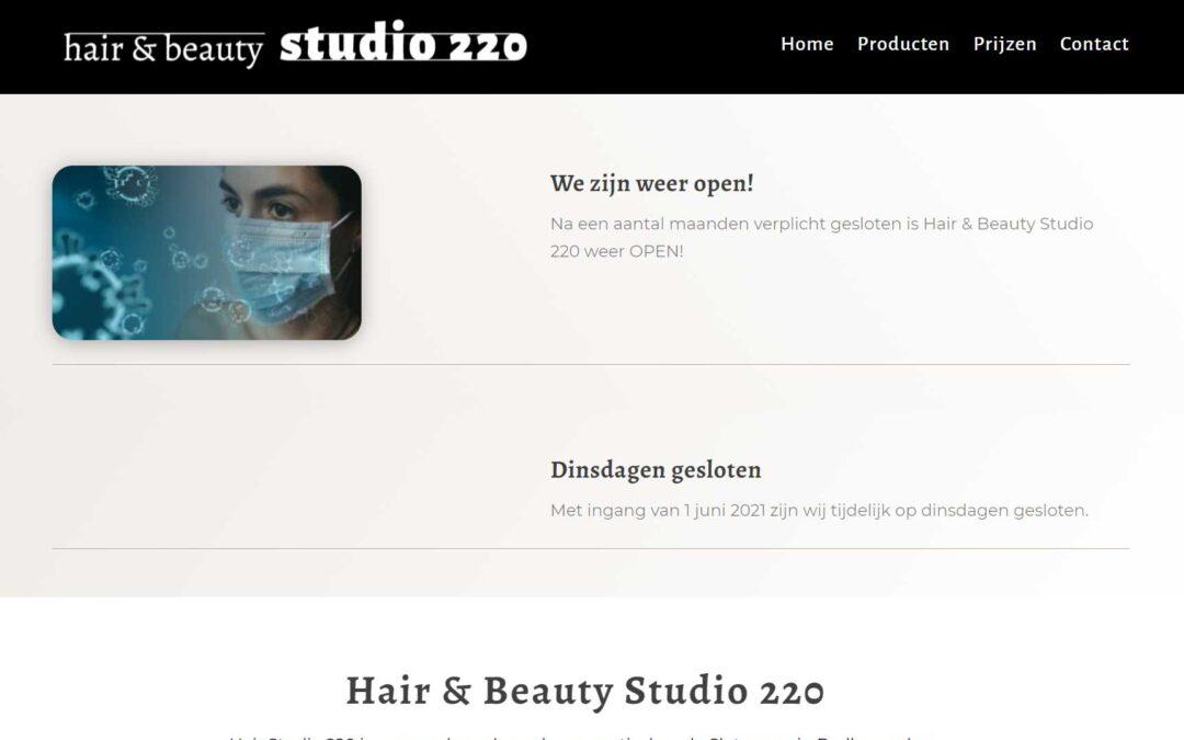 Hairstudio 220